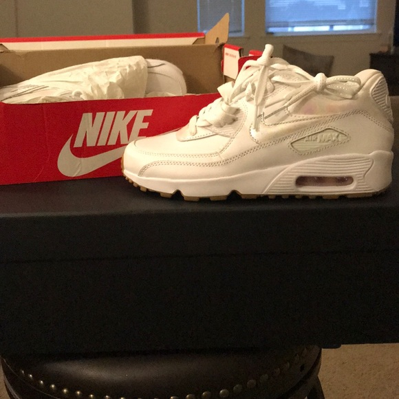 girls air max 90 ltr se gg